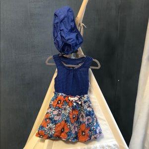Cat & Jack floral dress 12 months